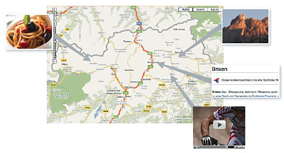 Bettr.info-Map