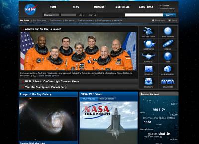 Web 2.0 bei der NASA