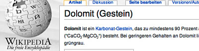 Wissen mit Wikipedia managen
