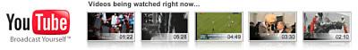 Videos mit YouTube verwalten